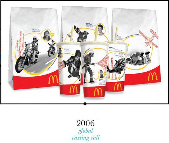 Послание на упаковке: McDonalds. Изображение № 7.