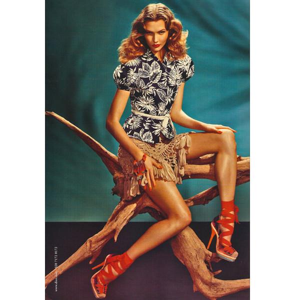 Изображение 7. Превью кампаний: Dior, Fendi, Miu Miu и другие.. Изображение № 4.
