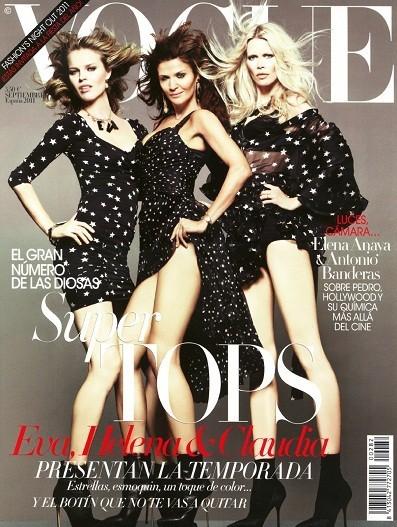 15 обложек с вещами из коллекции Dolce & Gabbana FW 2011. Изображение № 25.