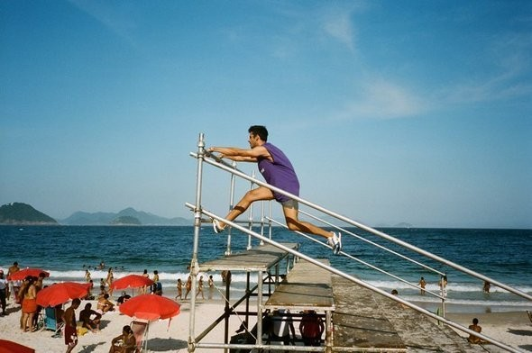 Изображение 18. Спортивные силуэты Рио-де-Жанейро.. Изображение № 21.