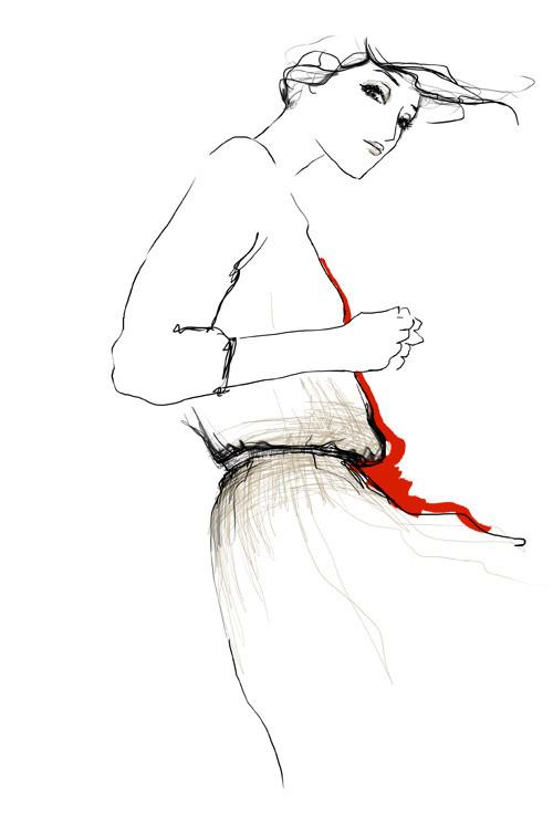 Зарисовки, вкоторых воплощена настоящая женственность. Изображение № 6.