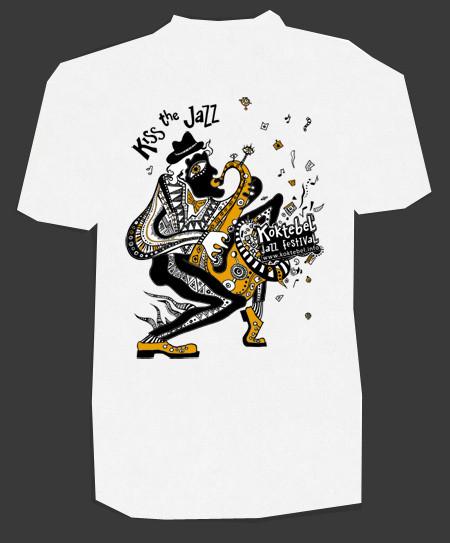 Изображение 59. Кастинг принтов для футболок SEKTA: Koktebel Jazz Fest.. Изображение № 59.