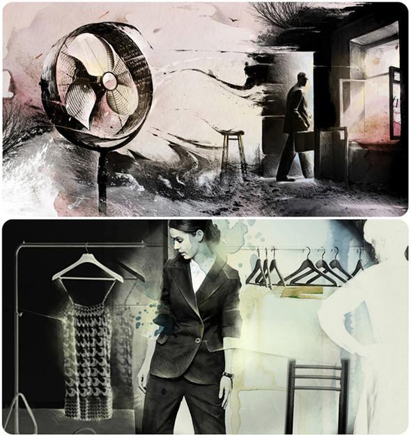 Иллюстрации для журнала и сайта «Сноб». Изображение № 23.