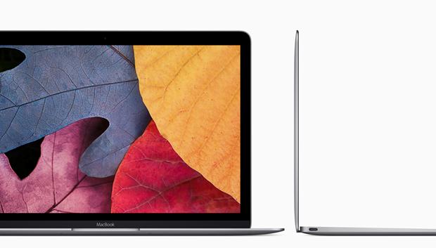 Apple представила новый 12-дюймовый макбук . Изображение № 2.