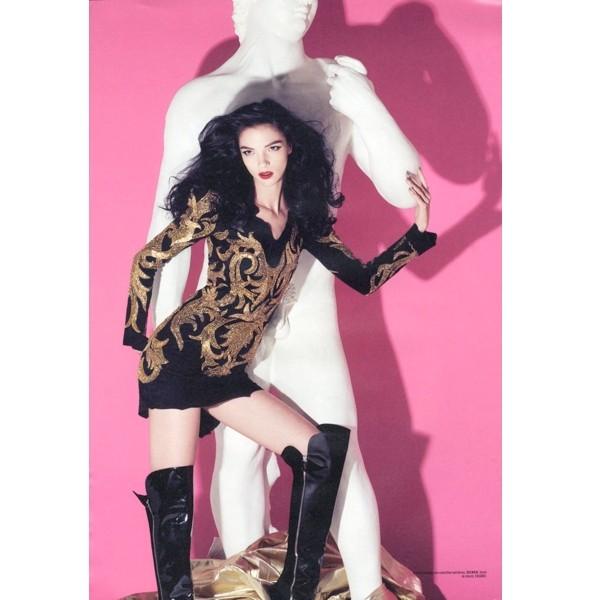 Новые съемки: Elle, Marie Claire, Vogue и другие. Изображение № 14.