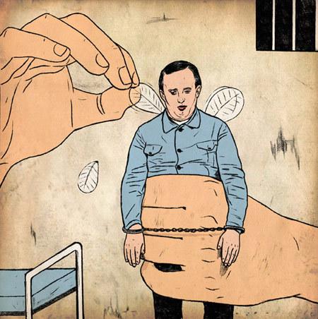 Израильские ине очень иллюстрации ииллюстраторы. Изображение № 9.