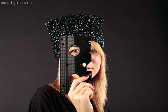 Videotape Hat. Изображение № 3.