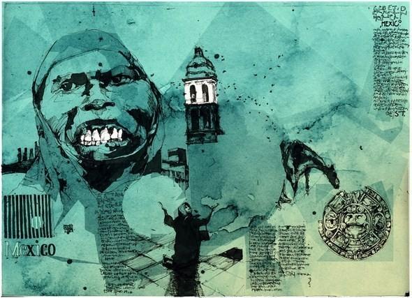 Изображение 18. Иллюстратор: Симон Прадес.. Изображение № 18.
