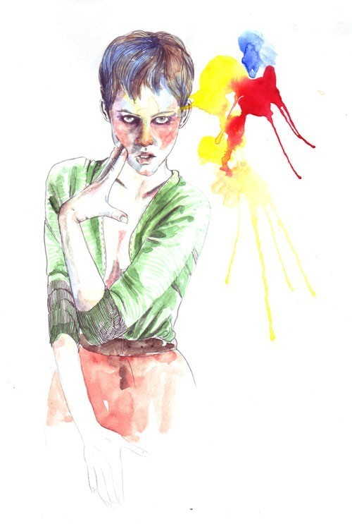 Иллюстратор Esra Roise. Изображение № 31.