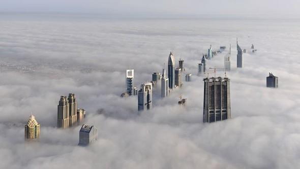 Дубайская башня- гигантский сталагмит. Изображение № 10.