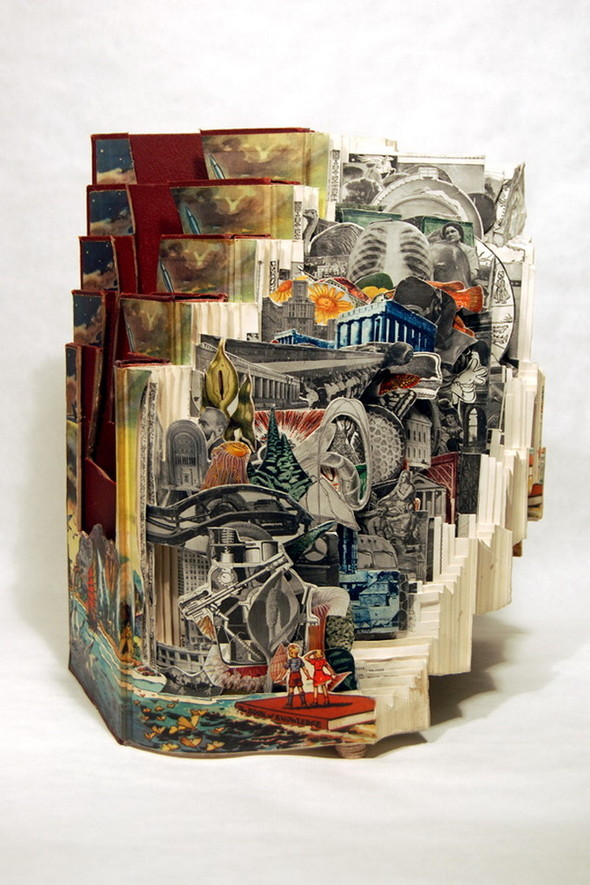 Современное оригами: 7 художников, работающих с бумагой. Изображение № 37.
