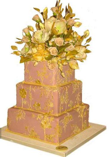 Невероятные торты от Сильвии Вейнсток. Изображение № 24.