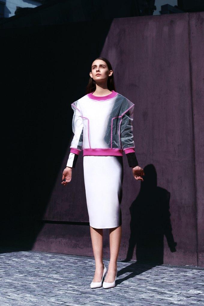 Показана новая коллекция молодого дизайнера Ольги Шурыгиной. Изображение № 10.
