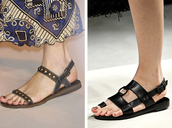 Walking in my shoes: 10 тенденций обуви весны-лета 2011. Изображение № 62.