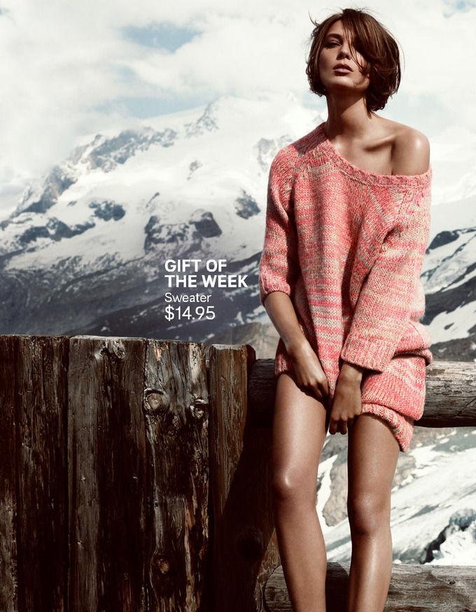Вышли праздничные кампании Asos, H&M, Kira Plastinina и других марок. Изображение № 4.