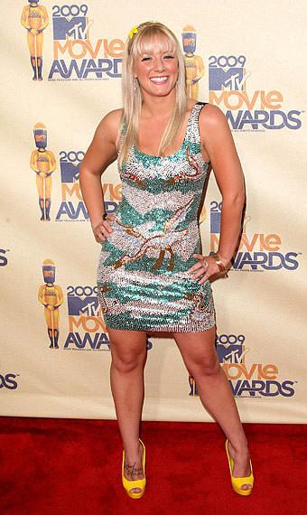 Наряды сMTV Movie Awards 2009. Изображение № 12.