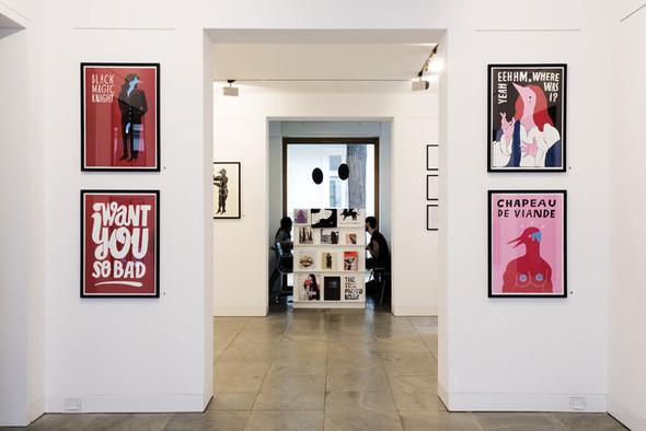 Parra вPool Gallery (Берлин). Изображение № 29.