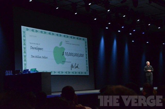 Трансляция: Apple представляет новую iOS и другие продукты. Изображение № 61.