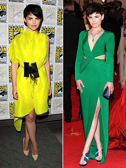 PEOPLE'S MAGAZINE 10 Best Dressed Stars. Изображение № 2.