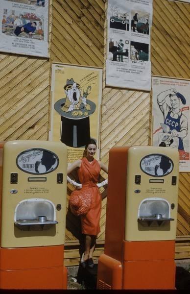 1959 г. Christian Dior в СССР. Изображение № 19.