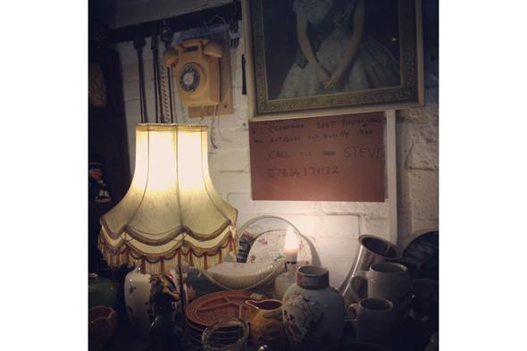 Антикварные магазины. Изображение № 46.