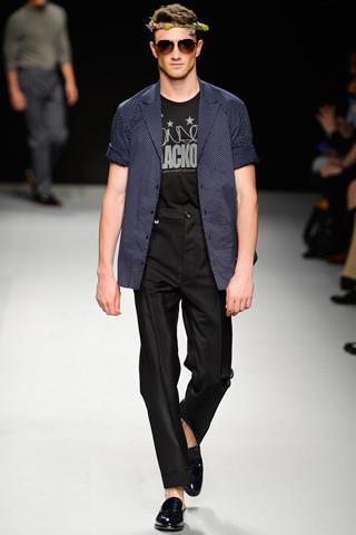 Неделя мужской моды в Милане: День 2. Изображение № 47.