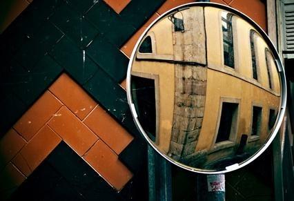 Уличные зеркала. Изображение № 1.