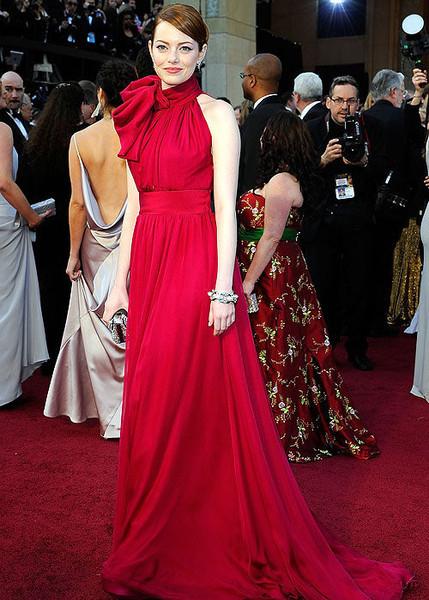 «Оскар»-2012: Красная дорожка. Изображение № 18.