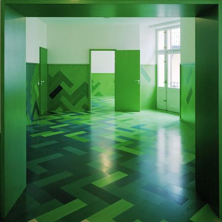 А-ля натюрель: материалы в интерьере и архитектуре. Изображение № 85.