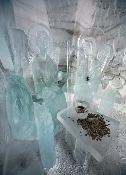 Ледяной отель. Изображение № 12.