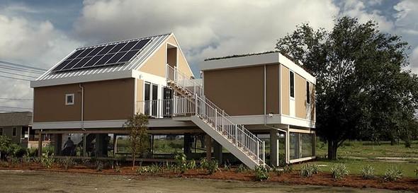Архитектурный проект Брэда Питта. Изображение № 17.