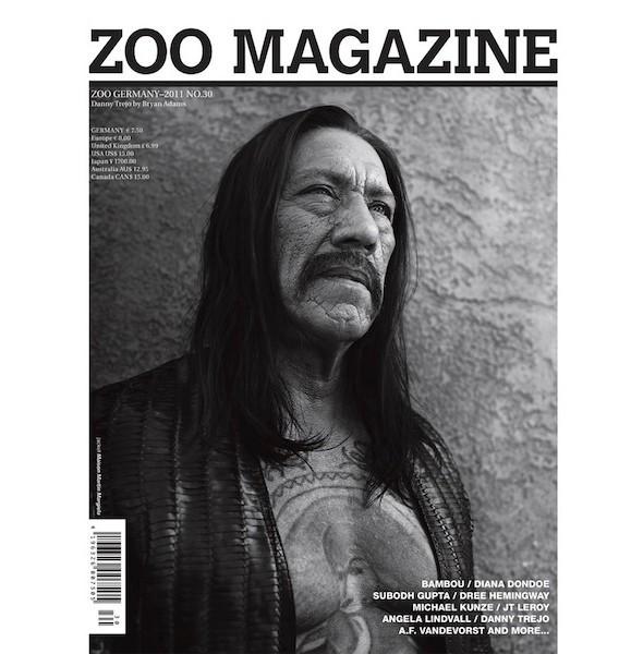 Изображение 1. Обложки: i-D, Russh, Zoo и другие.. Изображение № 9.