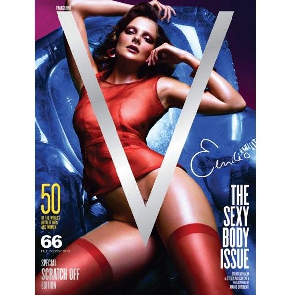 Сексуальный выпуск V Magazine. Изображение № 3.