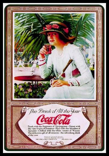 Изображение 8. Coca-cola – История бренда, история рекламы.. Изображение № 8.