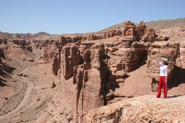 Чарынский каньон. Изображение № 3.