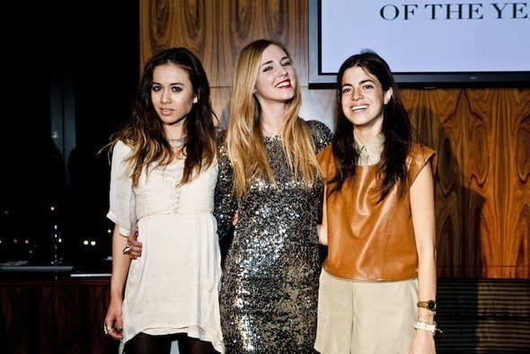 Rumi Neely, Chiara Ferragni и Leandra Medine. Изображение № 13.