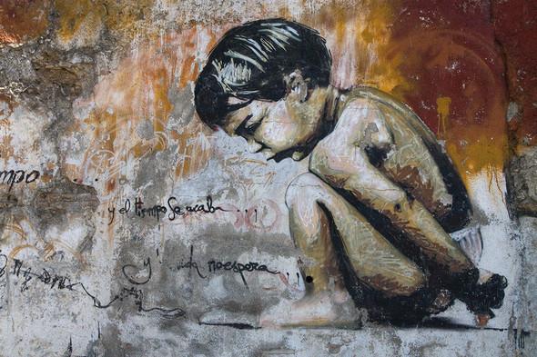 Искусство одного уличного ребёнка. Изображение № 12.