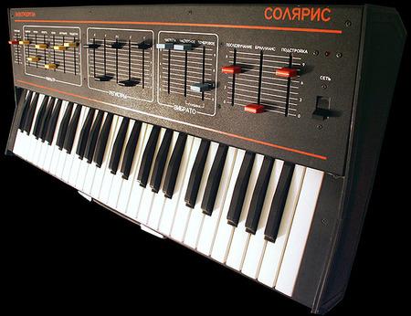 Старые советские синтезаторы. Изображение № 5.