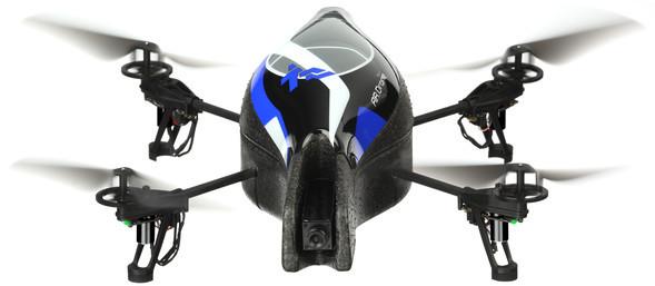 Parrot AR.Drone. Полетели!. Изображение № 1.