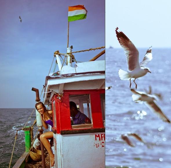 Shrimp boat MFR 646 DF GOA - Non stop. Изображение № 40.