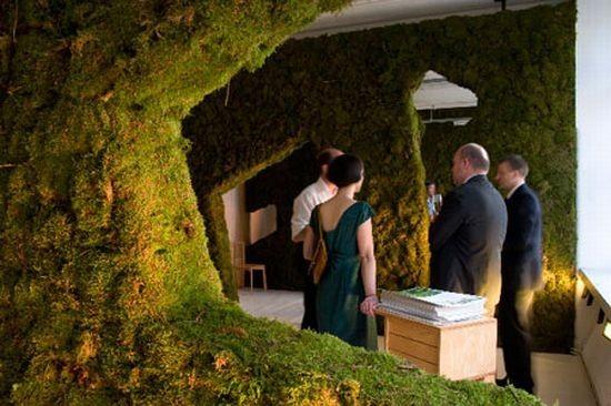 Диалог с природой: вертикальные сады. Изображение № 32.