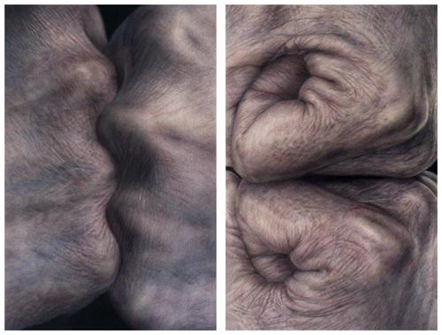 Vania Comoretti. Итальянская художница гиперреалистка. Изображение № 6.