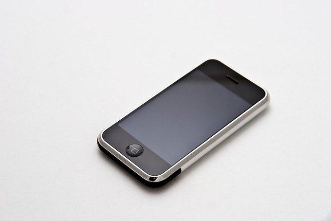Первое поколение iPhone. Изображение № 1.