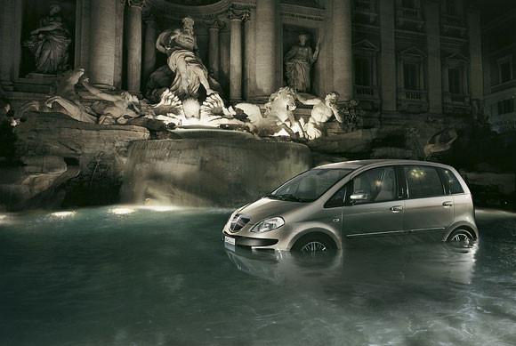 Красивые рекламные фотографии автомобилей. Изображение № 7.