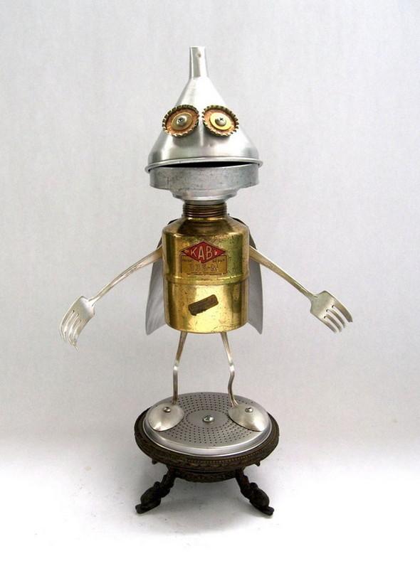 Роботы ХХI века. Изображение № 9.