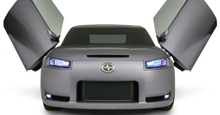 Scionбюджетный вариант дизайнерских авто избудущего. Изображение № 11.