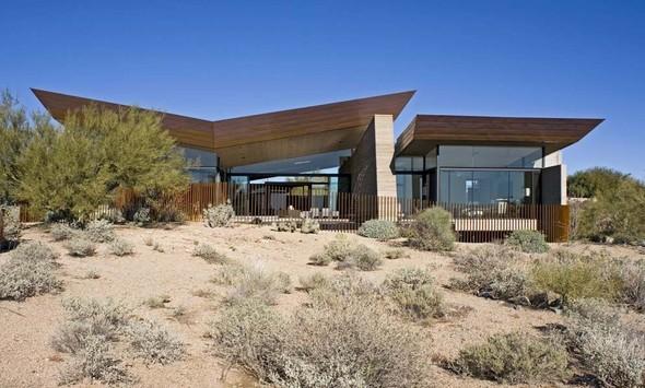 Дом Desert Wing от Brent Kendle. Изображение № 2.