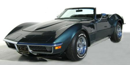 Chevrolet Corvette. Изображение № 7.