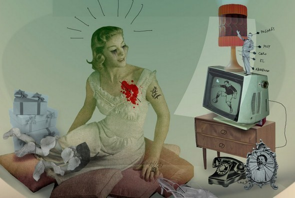 Изображение 20. Выставка: International Weird Collage Show.. Изображение № 20.