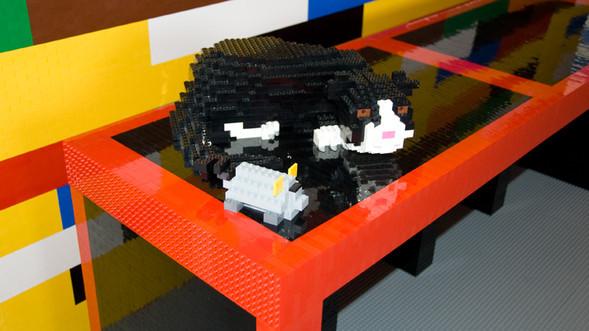 Lego дом. Изображение № 20.